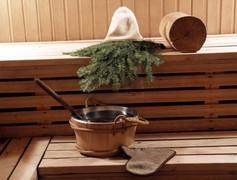 Влажность в бане